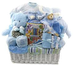 Gift Baskets Canada Everything For Baby Boy Baby Boys Gift Baskets Canada Sendluv Com