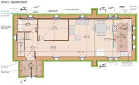 the old church house holbeach lincolnshire approved plan ground floor approved plan mezzanine floor revised plan ground floor
