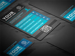 55 best psd business card templates qr codes business cards and