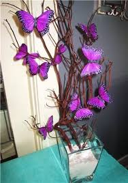 Butterfly Table Centerpieces by 25 Best Butterfly Party Decorations Ideas On Pinterest Flower
