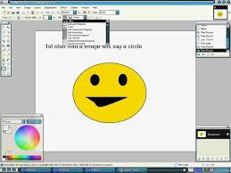how to make things transparent on paint net youtube