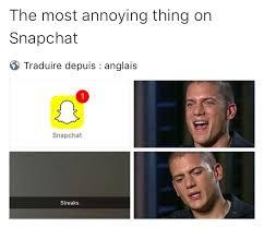 Snapchat Meme - la pute sur snapchat meme by aosandt memedroid