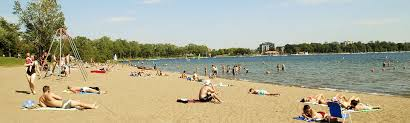 Minnesota beaches images Lake calhoun north beach jpg