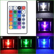 lighting color changing solar flood lights 54 led commercial