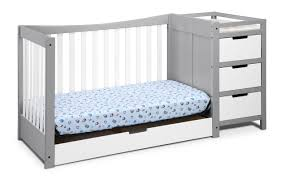 Graco Convertible Crib Parts by Graco Remi 4 In 1 Convertible Crib And Changer U0026 Reviews Wayfair