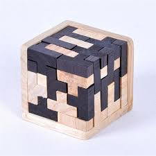 wooden pieces puzzle block scisdubai