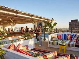 best roof top bars best rooftop bars for sweeping views of los angeles