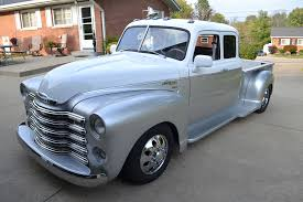 Classic Chevy Trucks Models - this 1947 chevy pickup is in a league of its own