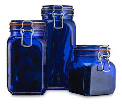 clear glass kitchen canisters nautical canister set sugar canister ceramic jar canisters