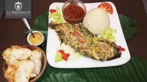 spécialité africaine cuisine restaurant la teranga la carte du restaurant coignières 78