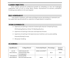 resume format for engineering students for tcs foods impressive objective in resume for it entry level objectives the