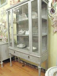 shabby chic china cabinet how to paint a china cabinet shabby chic shabby chic 2 tone vintage