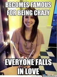 Crazy Girl Meme - true story by dj qato meme center
