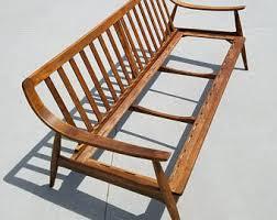 midcentury modern sofa mid century sofa etsy