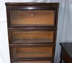 Macey Barrister Bookcase John North Willys Office Suite