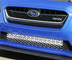 Led Light Bar For Cars by Ijdmtoy Subaru Wrx Sti Led Light Bar Install 2015 Up 9 Steps