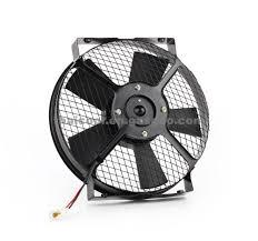10 inch radiator fan 10 inch 24v car radiator condenser fan auto fan 5 straight