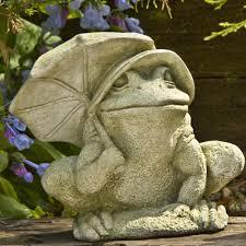 Als Garden Art Frog Statuary