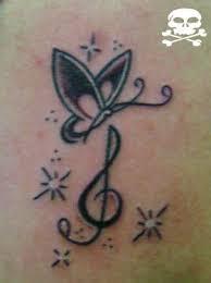 mais clave de sol tattoo