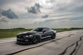mustang modified hennessey 25th anniversary edition hpe800 ford mustang gt