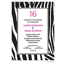 black and white party invitations new selections winter 2017