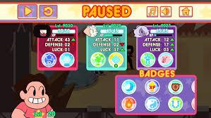 steven universe games attack the light attack the light end game build stevenuniverse