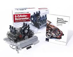subaru boxer engine dimensions amazon com porsche flat six boxer engine model kit with