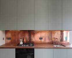 copper backsplash tiles kitchen surfaces pinterest kitchen design ideas that are anything but ordinary copper