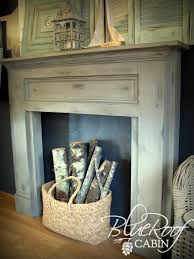 Wood Mantel Shelf Plans by Ana White Mimi U0027s Faux Mantle Diy Projects