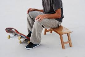 skateboard chairs 21 super cool chair designs that make your chairs look like crap