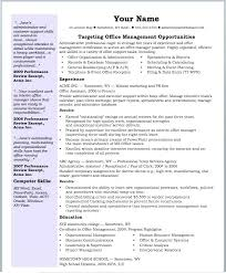 administrative assistant resumes human resource administrative assistant resume sle resume for