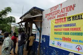 fear in liberia turns violent as a mob attacks an ebola clinic