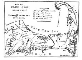 Map Of Cape Cod Massachusetts by Maps
