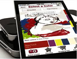digital paint color tools from the voice of color