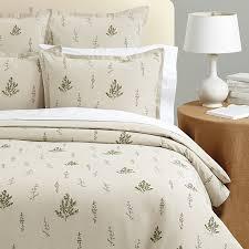 Duvet Store Botanical Embroidered Bedding Ballard Designs
