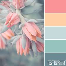 Pinterest Color Schemes by Blushing Blooms Patternpod Patternpodcolor Color Color Design