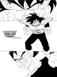 dragon ball fan manga ankoku dragon ball chapitre 6 by goten kun on deviantart