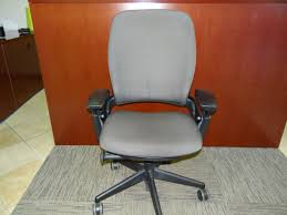 gray steelcase leap chair office furniture warehouse