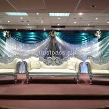 Wedding Stage Chairs Indian Wedding Furniture Wedding Chairs For Bride Groom Source