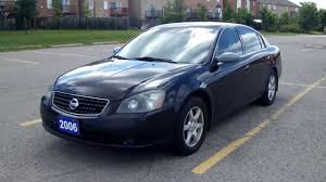 nissan altima 2005 tire size 2006 nissan altima 2 5 s special edition vg automobiles review