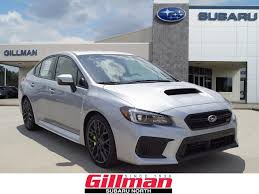subaru impreza wrx 2018 new 2018 subaru wrx sti limited awd sti limited 4dr sedan w wing