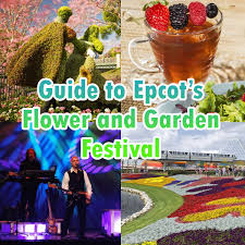 guide to epcot u0027s flower and garden festival for 2017