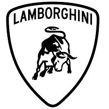 lamborghini symbol drawing logo u0027s van automerken kleurplatenpagina nl boordevol coole