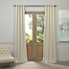 120 Inch Sheer White Curtains Open Weave Natural 50 X 120 Inch Linen Sheer Curtain Half Price