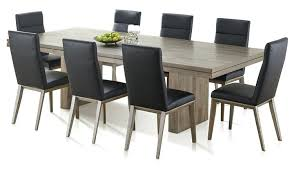 9 dining room set 9 pcs dining table set extendable dining table 9 square room