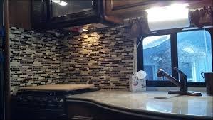 Self Adhesive Backsplash Tiles Lowes by Kitchen Mosaic Tile Backsplash White Tile Backsplash Glass