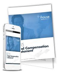 Total Compensation Statement Template by Total Compensation Statements Ihouse Hub International