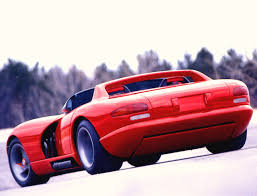 Dodge Viper 1999 - 1989 viper future 1989 dodge viper rt 10 concept car red rvl