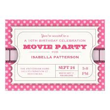 396 best pink birthday party invitations images on pinterest