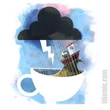 storm in a teacup storm in a teacup or tempest in a teapot at idiomic com